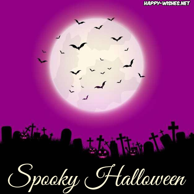 Spooky Halloween night images