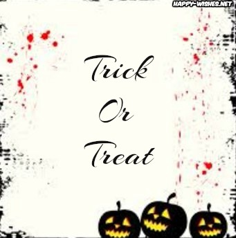 Trick or Treat images of Halloween Images