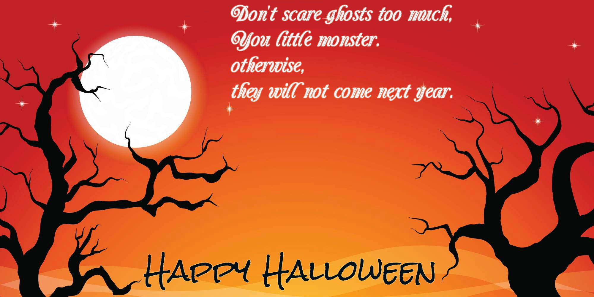 best Halloween messages for kids