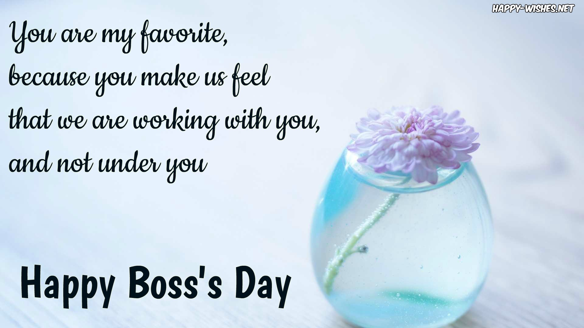best Boss's day Quotes