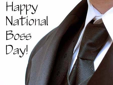 Boss's Day Wishes