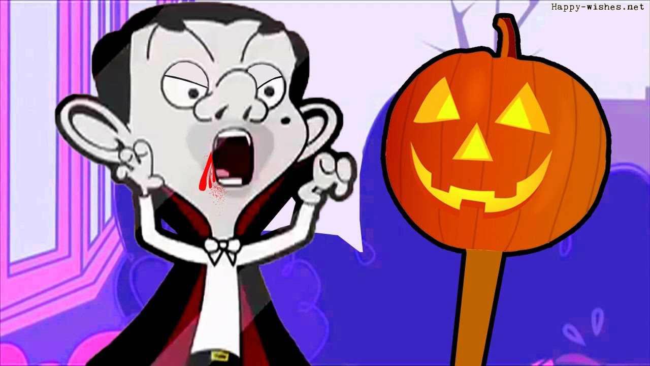 Mr Bean Halloween images