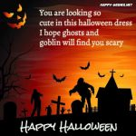 Scary Happy Halloween Quotes