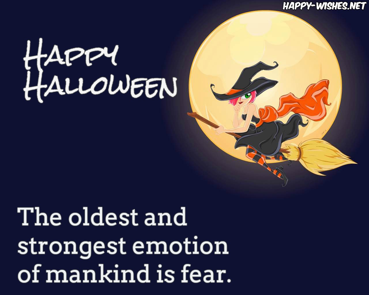 Best Happy Halloween Quotes