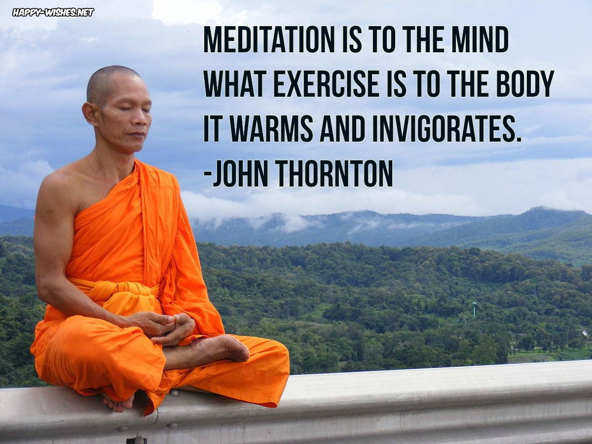 Meditation quotes to make you more focused