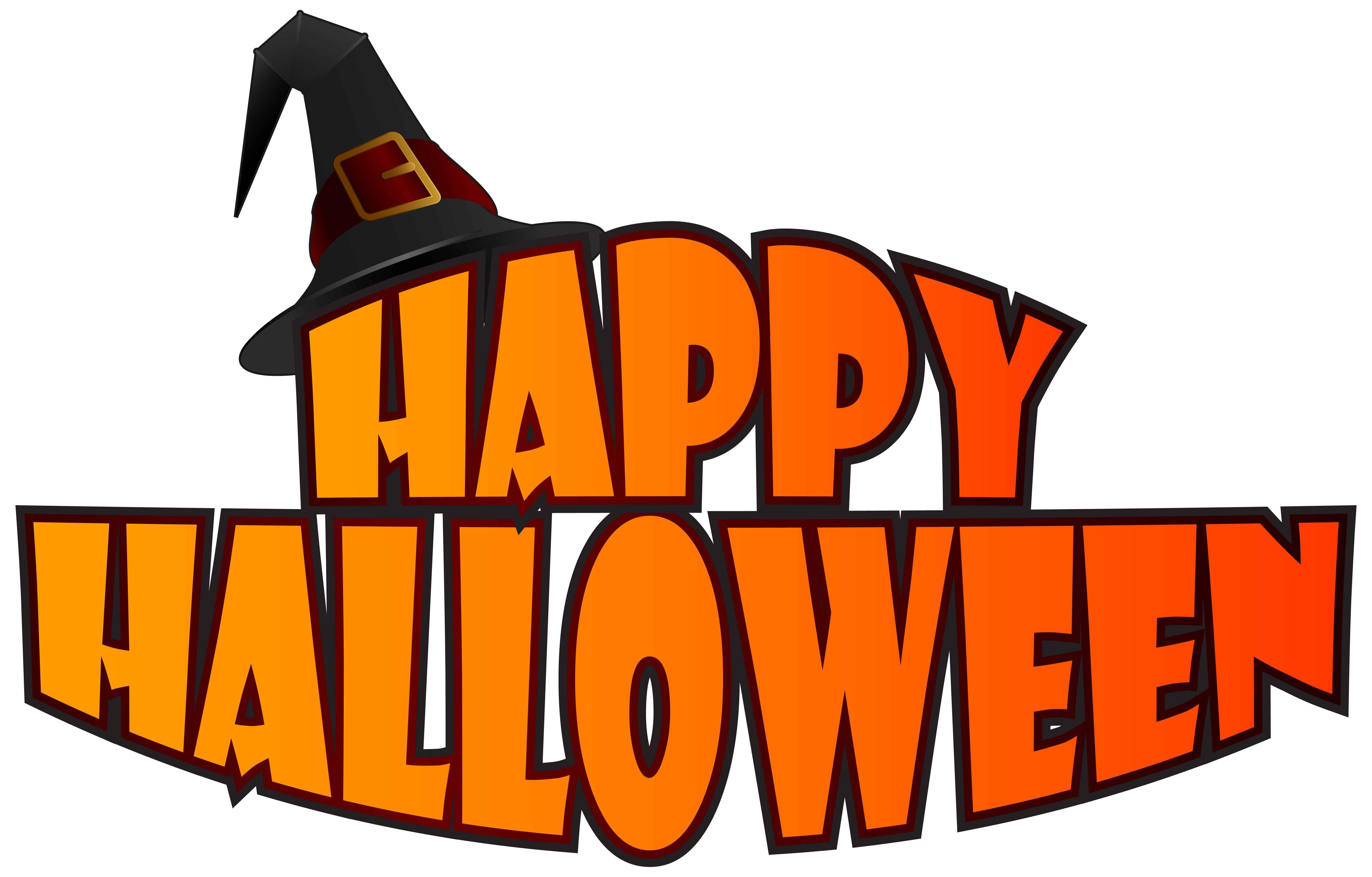Halloween images of clip art