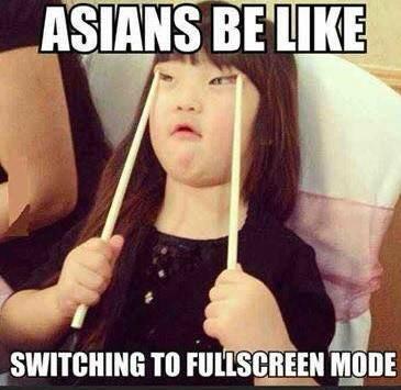 Funny Asian Racist Memes