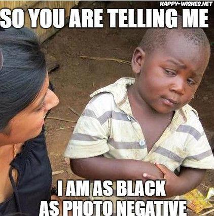 Funny Black Racist Memes