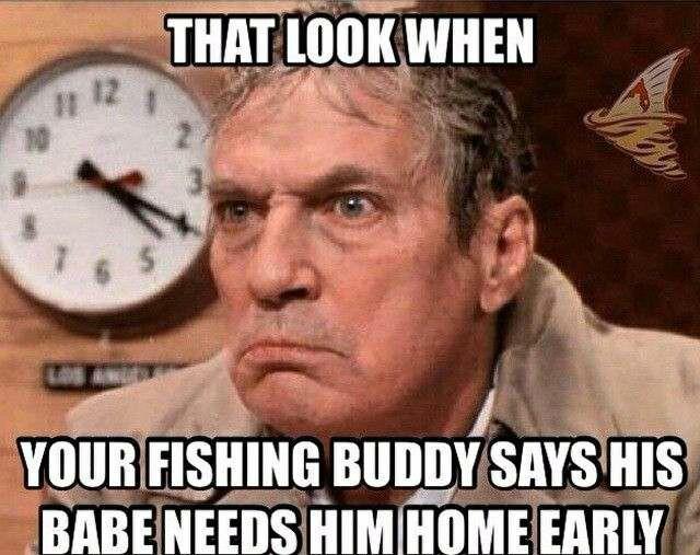 Memes for Fishing Partner