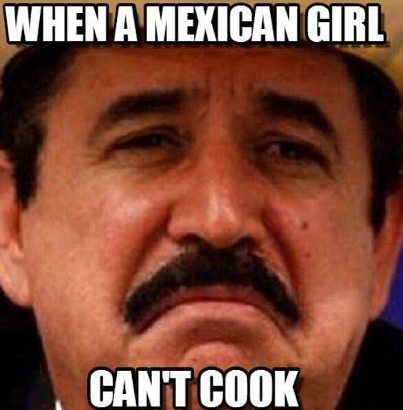 Mexican Girls can't Cook