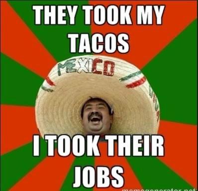 Mexican Tacos memes