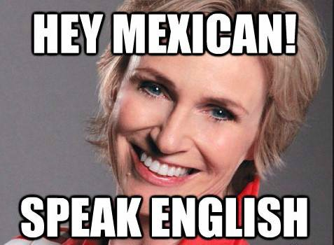Memes on Mexican English Problem