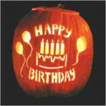 happy Halloween Birthday Wishes