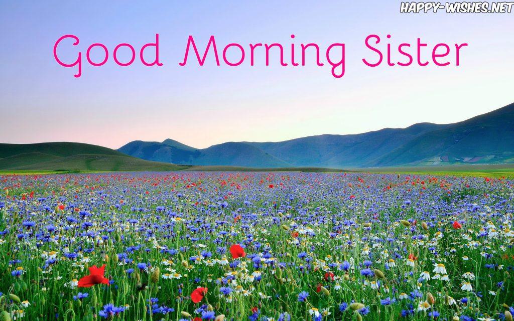 Beautiful-nature-Good Morning Sister