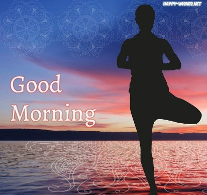Best Good Morning Yoga Wishes