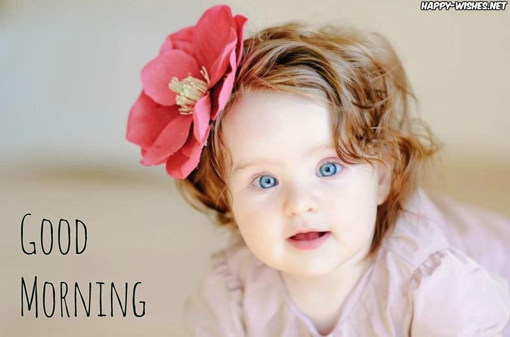 Cute littel Girl Baby Wishes