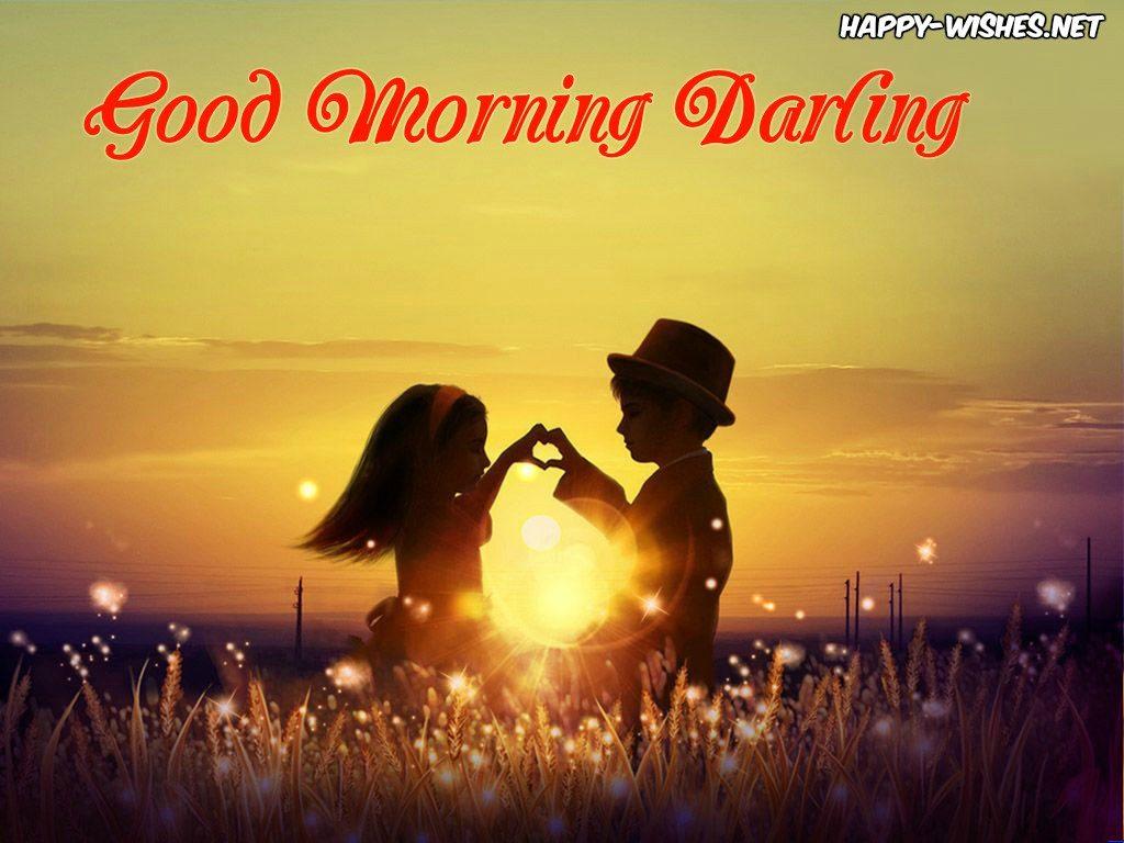 Good Morning Darling kids love images