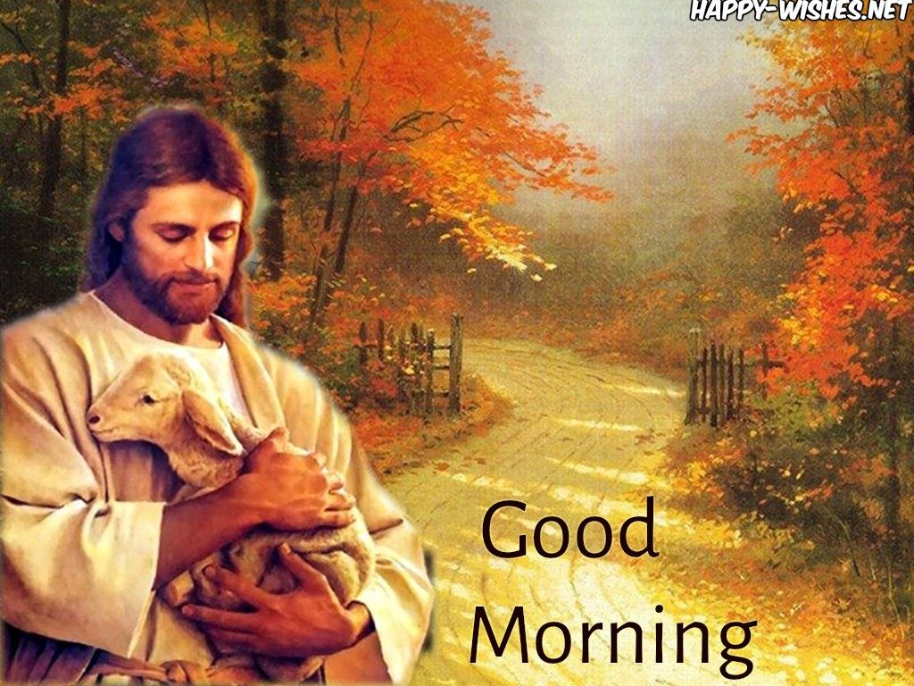 Good Morning Jesus Pictures