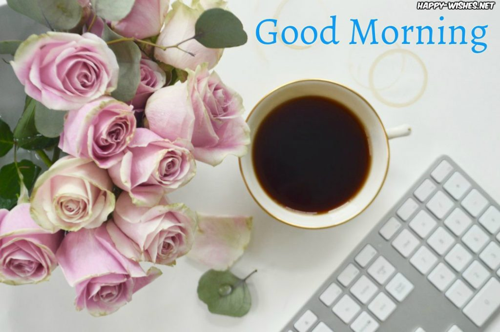 Good Morning Wishes With Rose image And Have A Success full day Pictures