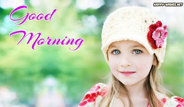 Good morning Beautiful Girl Pictures