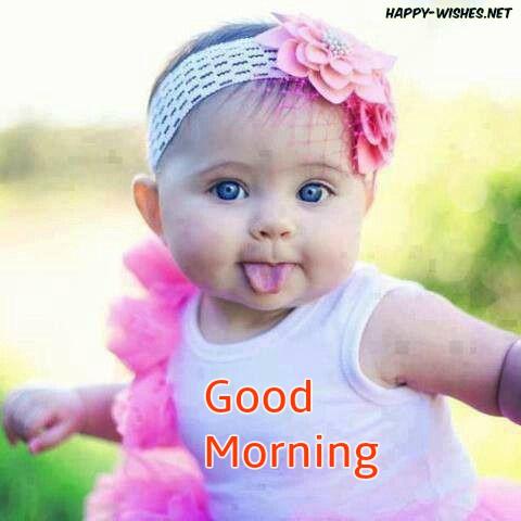 Good morning Baby photos