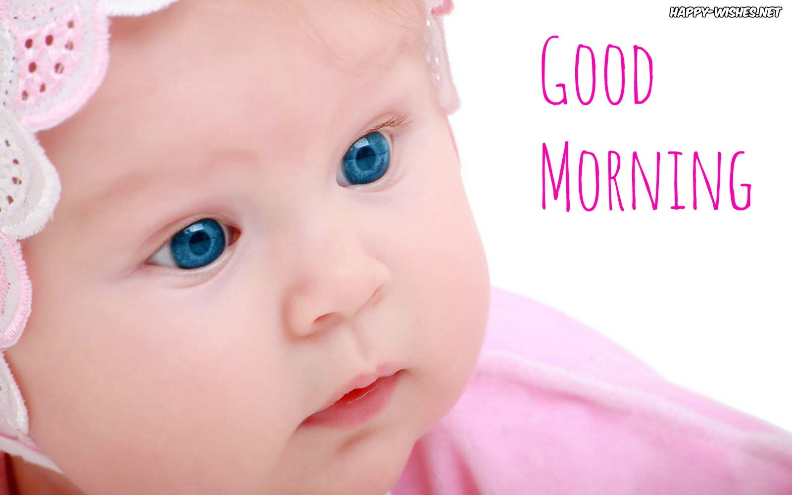 Good morning blue eyes Baby Pictures