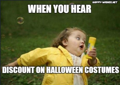 Halloween Costume Discount Funny meme