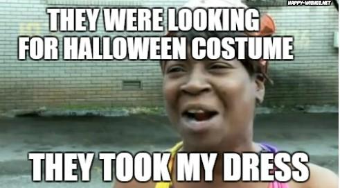 Halloween Costume meme