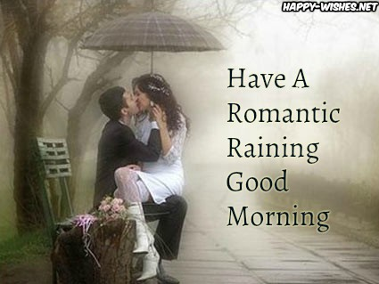 Have A Romantic Mansoon