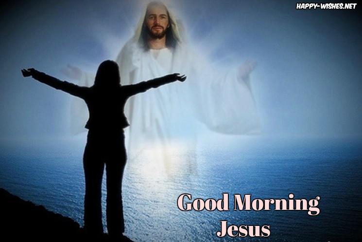 Praying-to-Jesus-Good Morning Images