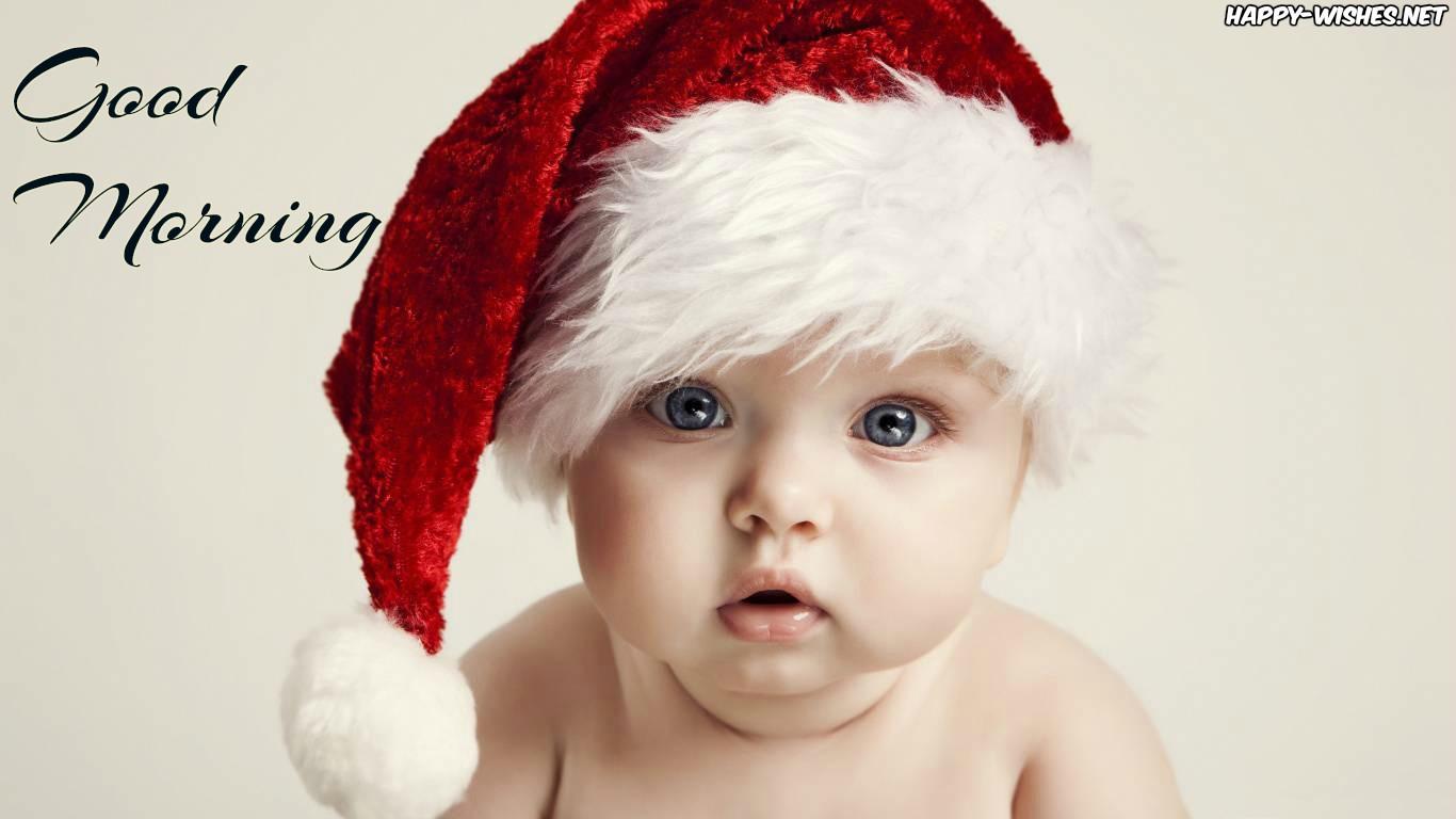 Santa Baby Good morning wishes