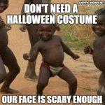 Funny Halloween Costume Meme