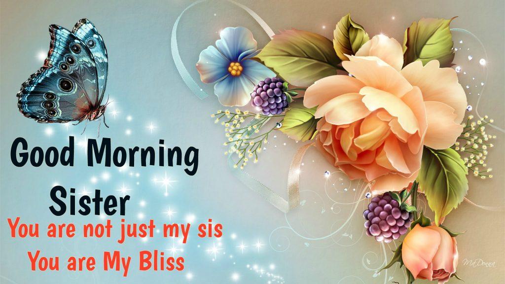 beautiful-wallpaper-Good Morning Sister images