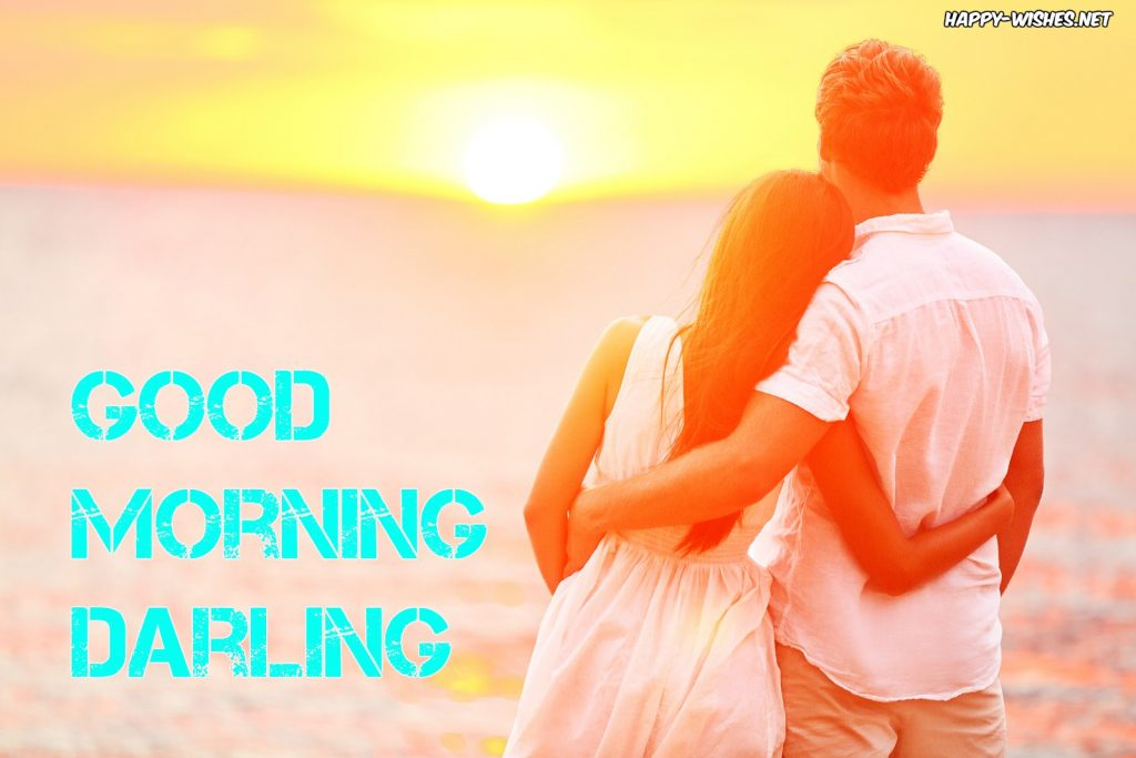 coupel love Good Morning Darling images