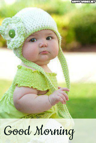 fAT BABY gOOD MORNING IMAGES