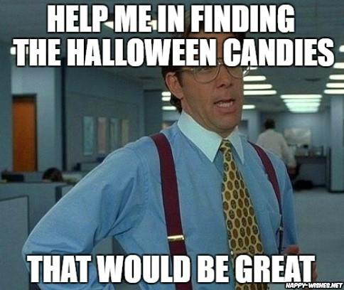 Finding Halloween Memes