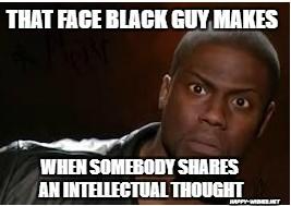 sURPRISED BLACK GUY MEME