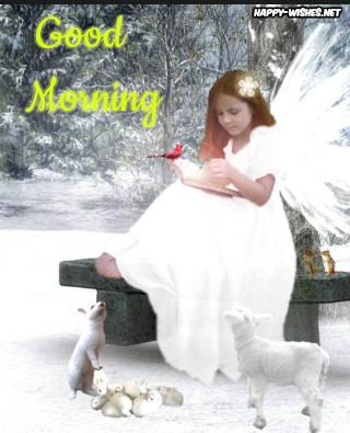 Best angel images on Good MORNING