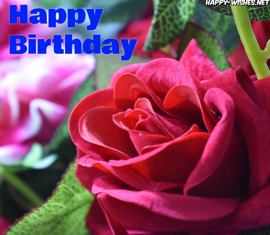 Best images of birthday with flower images