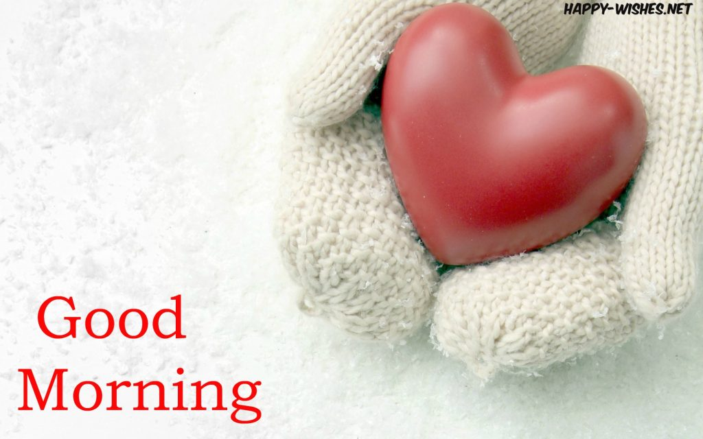 Cute-winter-love Good Morning Images