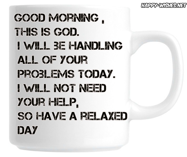 Good Morning This is godwishes with coffecup background images