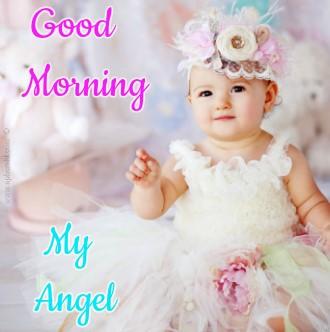 Good Morning angel image