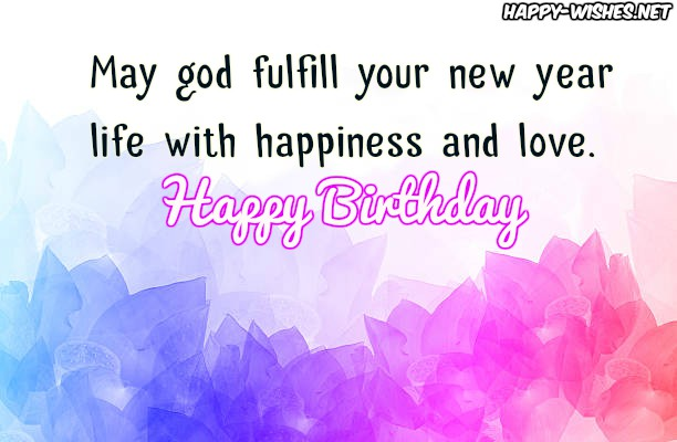 Happy Birthday Christian wishes with beautiful messages