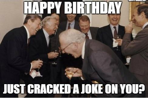 Happy Birthday wine meme with jokes images