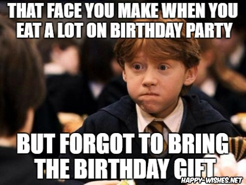 Happy birthday memes with rone wealsy images