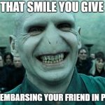 Harry potter meme with lord voldemort memes