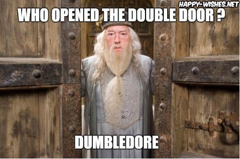 Harry potter memes albus dumbledore memes