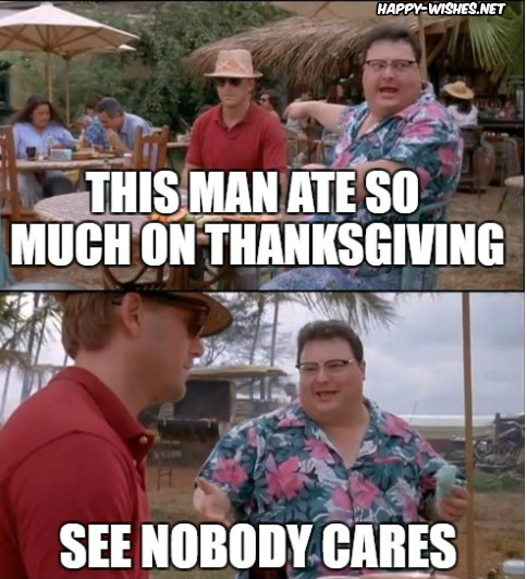 Thanksgiving birthday memes