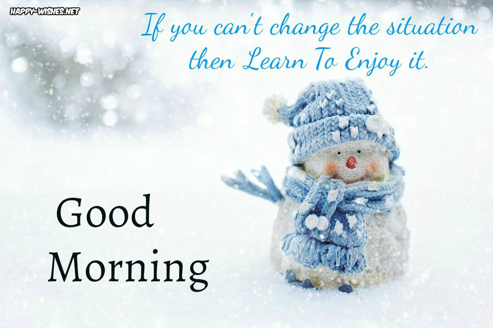 Winter Snowman quotes