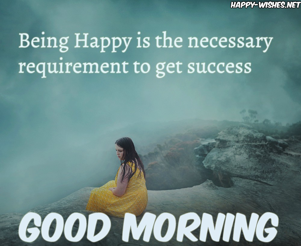 best Good Morning wishe s with successquotes for all